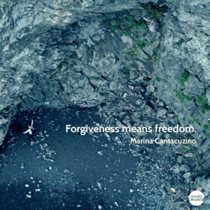 Quote from Marina Cantacuzino Forgiveness means freedom.