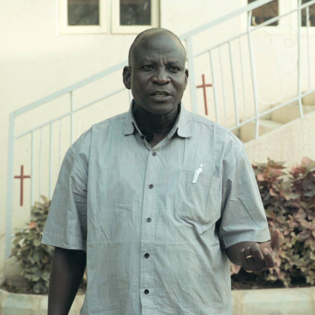 Joseph Tizhe Kwaha