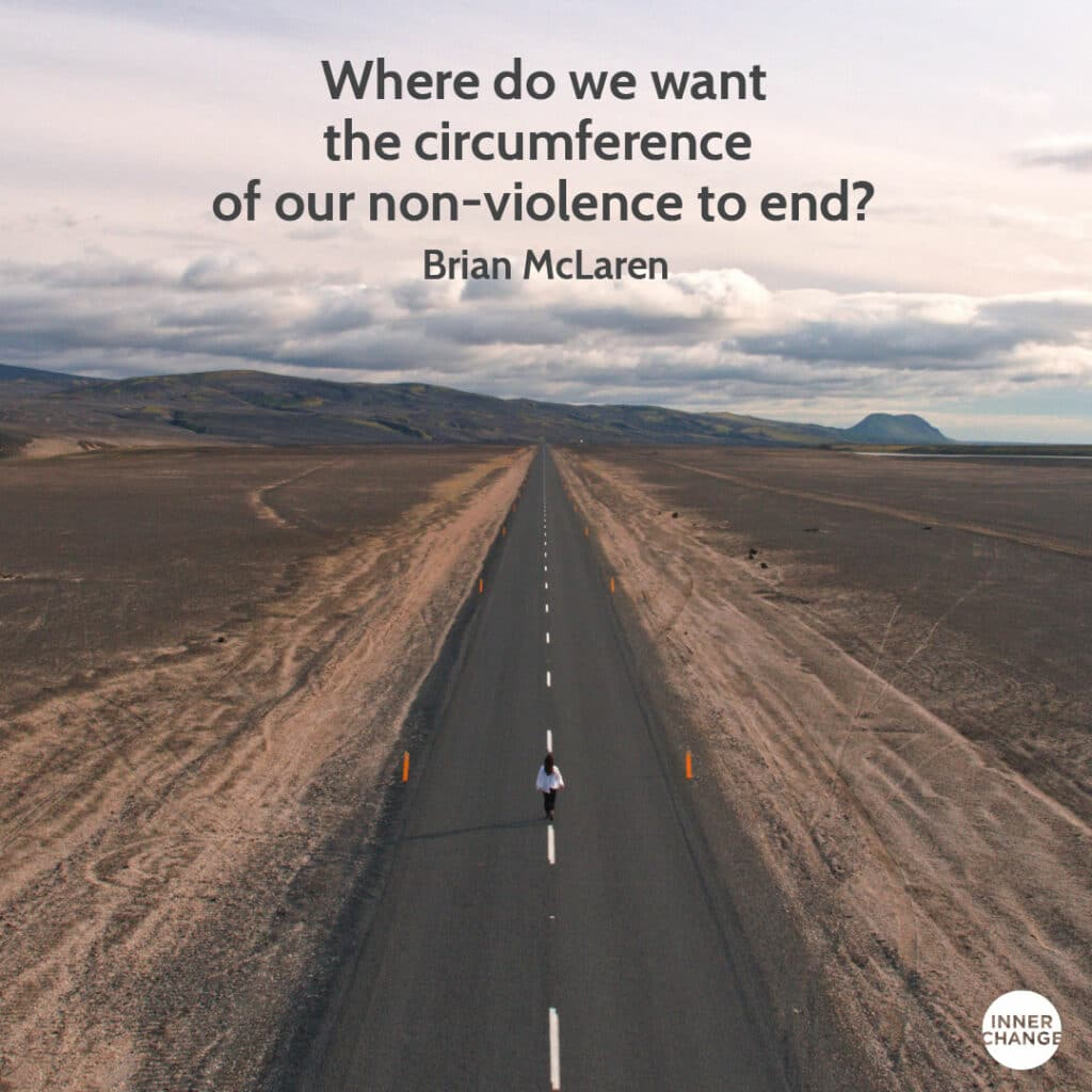 Quote from Brian McLaren