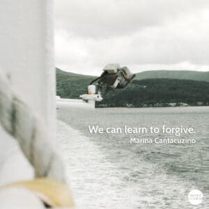 Quote from Marina Cantacuzino We can learn to forgive.